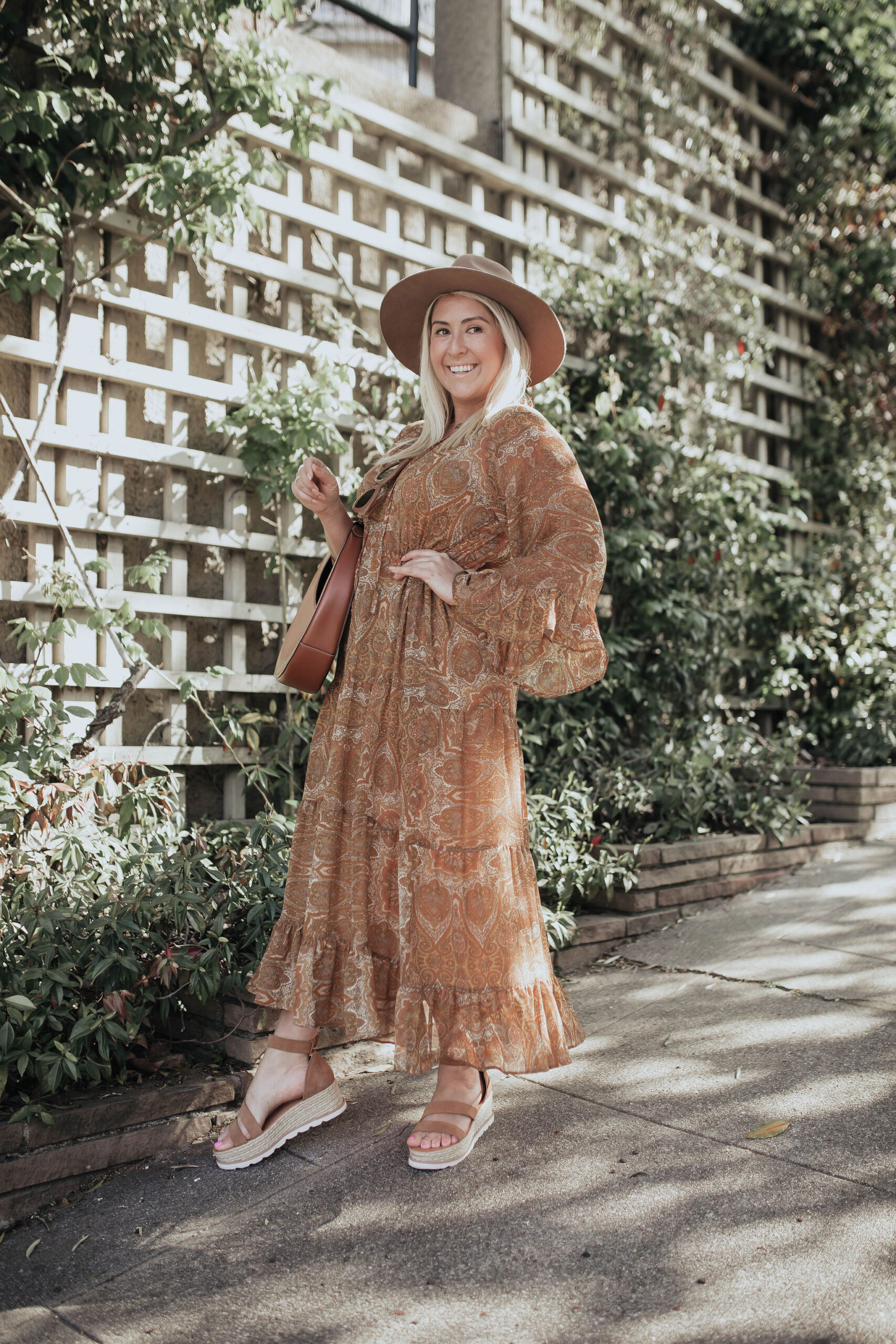 Show Me Your Mumu Viola Maxi Dress, Show Me Your Mumu Style, KatWalkSF, Kat Ensign, San Francisco Blogger, San Francisco Style