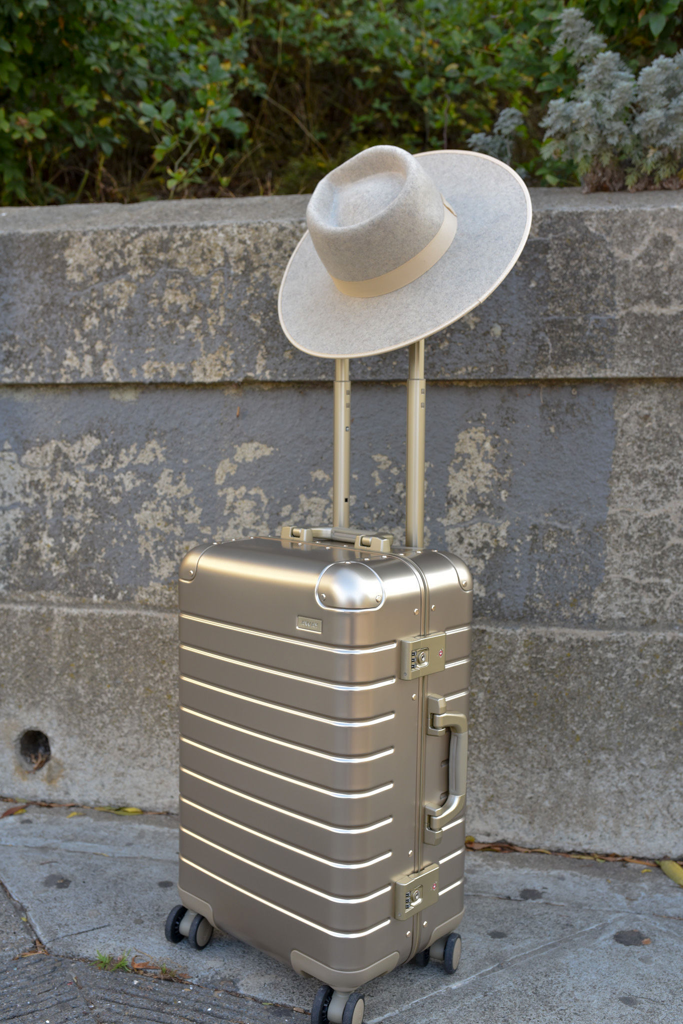 The Bigger Carry-On: Aluminum Edition